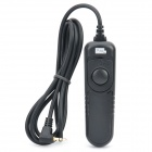 Wired Remote Shutter Release for Canon / Pentax / Samsung / Contax (110cm Cable)