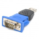 USB to RS232 Serial Port Adapter with USB Extension Cable