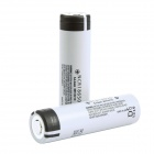 Genuine Panasonic 18650 3.7V 2900mAh Rechargeable Battery - Grey (Pair)