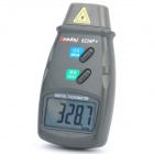 "2.1"" LCD Digital Laser Tachometer - Dark Grey (1 x 9V/6F22)"