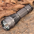 NEW-260 Cree XM-L T6 5-Mode 810LM White LED Flashlight w/ Strap (1 x 18650 / 1 x 26650)