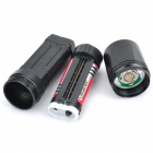 NEW-117 Cree XM-L T6 4-Mode 860LM White LED Tactical Flashlight (2 x 18650 included)