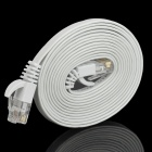 Cat.6 RJ-45 LAN Network Flat Cable (2M-Length)