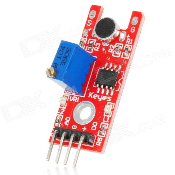 Voice Sound Sensor Module - Blue + Black цена