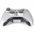 Wireless Controller with Transforming D-pad for XBox 360 - Silver + Black (Refurbished)