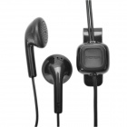 Genuine Nokia Earphone w/ Microphone / Volume Control - Black (3.5mm-Plug / 130cm-Cable)