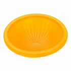 Bowl Style Dome Flash Diffuser - Orange