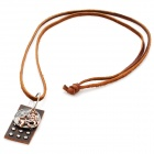 Fashion Cool Punk Style Pendant Necklace (Lion King + Coin + Cross Theme)