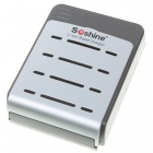 SoShine SC-S1 Universal Li-Ion 2-Channel Digital Battery Charger (18650/ 14500/10440+more)
