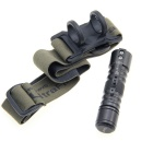UltraFire UF-H2B 120-Lumen Adjustable Brightness LED Flashlight w/ Clip (1 x AA/14500)