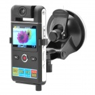 "HD300 1080P 5MP CMOS Wide Angle Car DVR Camcorder w/ TV Out / HDMI / SD - Black (2"" LCD)"
