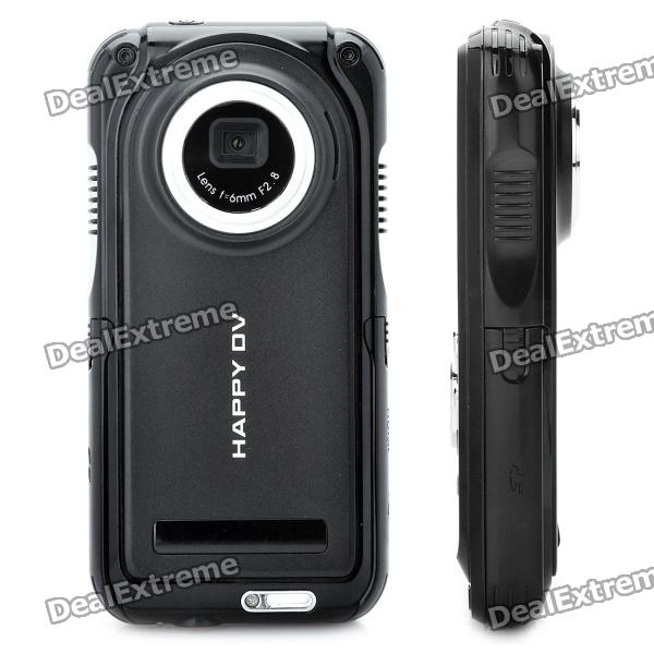"1080P 5.0MP CMOS Waterproof Digital Video Camcorder w/ 4X Digital Zoom / HDMI / SD (2"" LCD)"