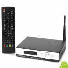 3D Android 3.0 & Linux Network Media Player w/ WiFi / 4xUSB / HDMI / Coaxial / YPbPr / CVBS (4GB)