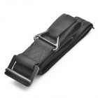 Designer's Tactical Rappelling Rescue Nylon Belt - Black