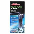 WA-400 5W Fish Tank Aquarium interna Power Filter (220 ~ 240V)