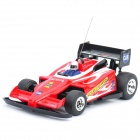 40MHz R/C Car Model Toy - Red (2 x AA)