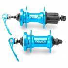 Buy QUANDO Sealed Bearing Hubs Quick Release Skewers Mountain Bike - Blue (KT-MD4F / MD7R)