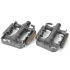 LP-658A Replacement Steel Bicycle Pedal - Black (Pair)
