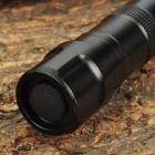 TrustFire TR-3T6 XM-L T6 5-Mode 2500LM Memory 3-LED White Flashlight - Black (2 * 18650 / 3 * 18650)