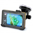 "4.3"" Touch Screen WinCE 6.0 GPS Navigator with FM / AV-In / 4GB Canada Maps TF Card"