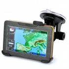 "4.3"" Touch Screen WinCE 6.0 GPS Navigator with FM / AV-In / 4GB Europe Maps TF Card"