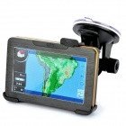 "4.3"" Touch Screen WinCE 6.0 GPS Navigator with FM / AV-In / 4GB Brazil Maps TF Card"