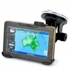 "4.3"" Touch Screen WinCE 6.0 GPS Navigator with FM / AV-In / 4GB Australia Maps TF Card"