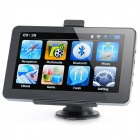 "7,0 ""Touch Screen WinCE 6.0 SiRF Atlas IV GPS Navigator w / Bluetooth/FM/4GB TF-Karte w / Europa Karte"