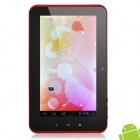"C71 7,0 ""-Bildschirm Kapazitive Android 2.3 Tablet PC w / WiFi / HDMI / Front-Kamera / TF (Cortex A9 / 4GB)"