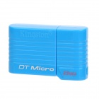 KINGSTON DT Micro USB 2.0 Flash Drive - Blue (8GB)