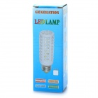 E27 3.6W 6000-7000K Cold White Light 320*420LM 60-LED Corn Bulb (220V)