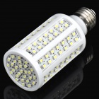 E27 8.4W 820-980LM 6000-7000K White 140-SMD 3528 LED Light Bulb (220V)