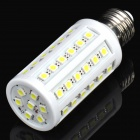 E27 11W 650-850LM 6000-7000K White 55-SMD 5050 LED Light Bulb (220V)