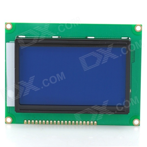 5v-32-lcd12864-screen-module-with-backlit-yellow-green-screenenglish-word-stock
