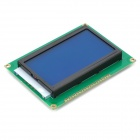 "5V 3.2"" LCD12864 Screen Module with Backlit (Yellow & Green Screen/English Word Stock)"