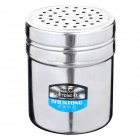 Stainless Steel Salt and Pepper Holder (150ml)