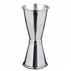 Stainless Steel Dual Measuring Cup Jigger (45ml/25ml)