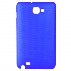 Protective ABS Back Case for Samsung Galaxy Note i9220 GT-N7000 - Blue