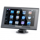 "7.0"" Touch Screen WinCE 6.0 SiRF Atlas IV GPS Navigator w/ Bluetooth/FM/4GB TF Card w/ Europe Map"