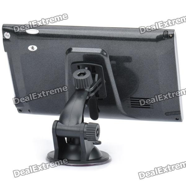 Buy Touch Screen WinCE SiRF Atlas IV GPS Navigator W - Gps with us and europe maps