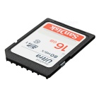 Genuine Sandisk Class 10 SDHC Memory Card - 16GB