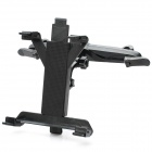 Auto Car Swivel Seat Mount Holder for Ipad 1 / 2- Black