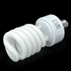 E27 40W 5500K 1200LM White Light Energy Saving Photography Lamp Bulb (230V)