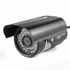 CCD Surveillance Security Camera w/ 36-LED IR Night Vision (PAL / DC 12V)
