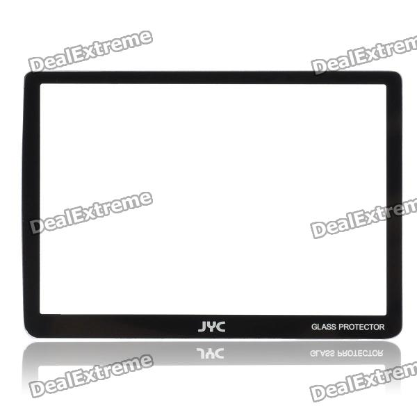 Genuine JVC Professional Optical Glass Camera LCD Protector Cover for Canon 550D