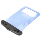 Waterproof Bag Case w/ Strap for Cell Phone + More (Random Color)
