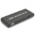 1080P 1 вход 4-выход HDMI V1.3 Splitter - Black