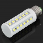 E27 7.2W 400-550LM 6000-7000K White 36-SMD 5050 LED Light Bulb (220V)