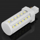 G24 7.2W 400-550LM 6000-7000K White 36-SMD 5050 LED Light Bulb (220V)