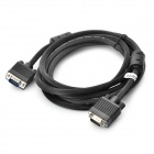 VGA Male to Male Connection Cable - Black (3m)